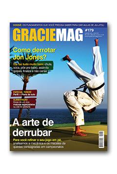 capa da GRACIEMAG 179