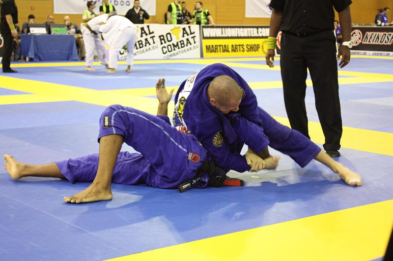 Lovato against Nogueira in absolute / Photo:Rafael Nogueira