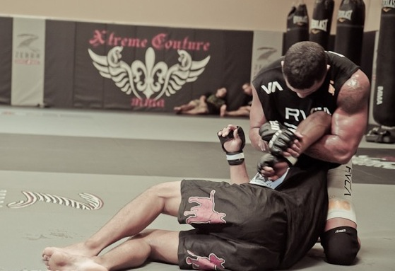 Vitor Belfort's training lessons for UFC 142