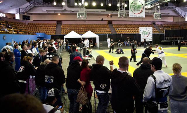 WPJJ Montréal Trials Finals being broadcasted live