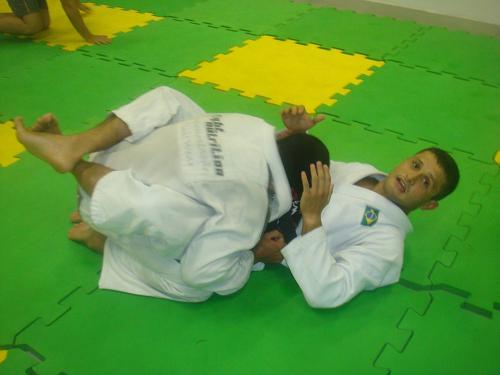 Como você surpreende um amarrão no Jiu-Jitsu?