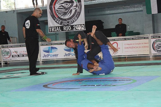 Learn the sweep Augusto Ferrari showcased at WPJJ tryouts in Rio