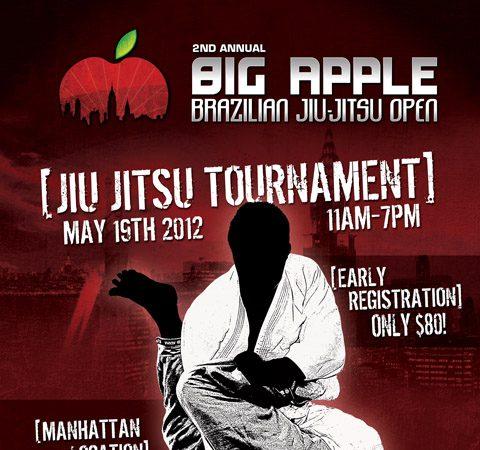 Big Apple Open returns May 19th