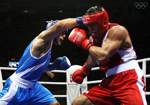 Boxe em Pequim-2008: fracasso na China provocou mudanças instrutivas em Cuba. Foto: Nick Laham/Getty Images/Divulgação COI