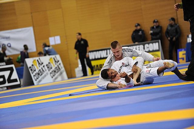 Cena do Europeu Jiu Jitsu por Kuba Sawicki (MANTO).