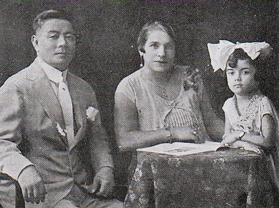 Pioneiro do Jiu-Jitsu: Conde Koma com a familia Maeda no Brasil