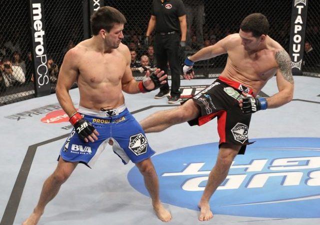 Jiu-Jitsu champ Demian Maia reviews main mistake at UFC on Fox
