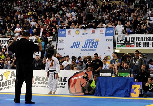 Want to compete in Jiu-Jitsu and learn? Go west, and to Chicago