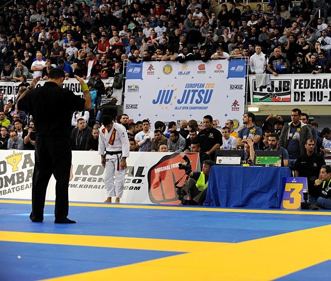 Após o sucesso do Europeu, a IBJJF agora volta seu trabalho para os campeonatos de Jiu-Jitsu nos EUA. Foto: Kuba/MANTO.