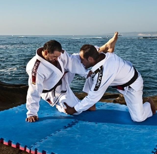 GRACIEMAG movimentacao de Jiu Jitsu