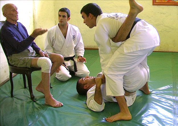 Jiu-Jitsu is for the weak