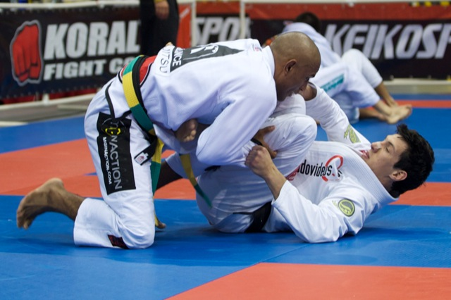 Gracie Barra and 5 recent moves to make the opposition sweat at Jiu-Jitsu Pan