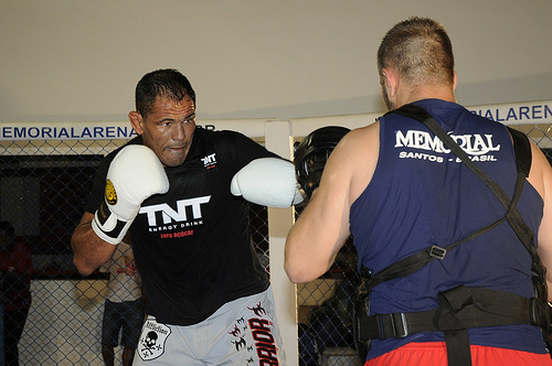 Rodrigo Minotauro returns to training in exclusive GRACIEMAG.com video