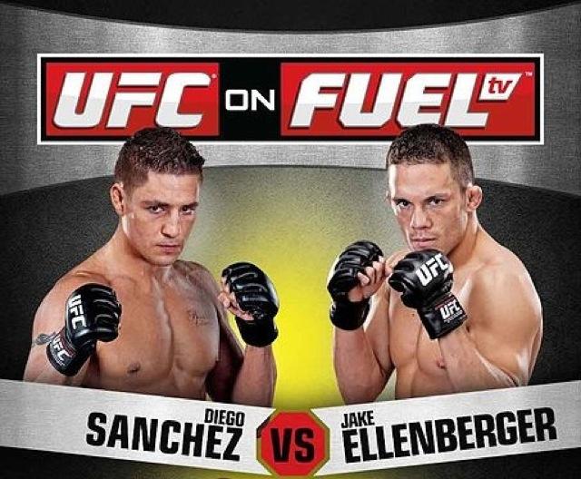 UFC Fuel Poster