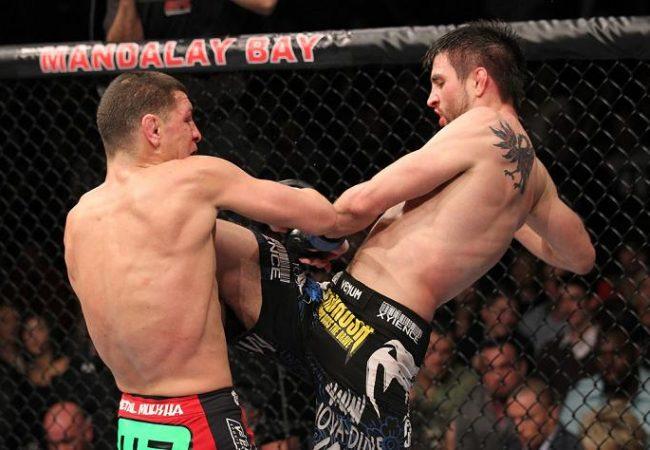 Feras do Jiu-Jitsu não levam fé em Nick Diaz no UFC 158