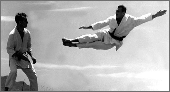 Know your roots and watch Carlos Gracie and Helio Gracie displaying the benefits of Jiu-Jitsu