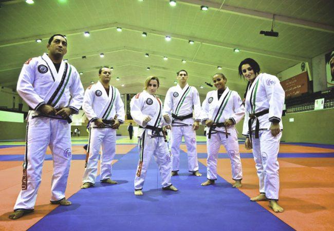 Quer ensinar Jiu-Jitsu em Abu Dhabi? A seleção começa amanhã!