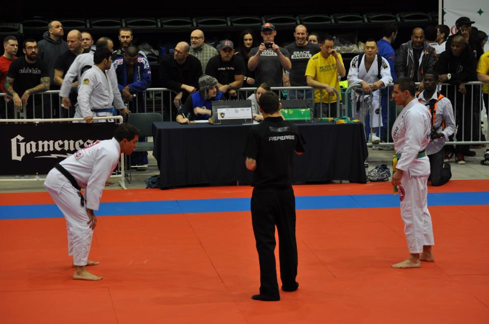 Beto Barros and Marco Barros face to face in Chicago
