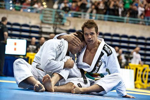 Fabio Leopoldo em ação no Jiu-Jitsu. Foto: Dan Rod
