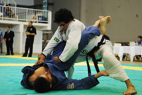 Pan Jiu-Jitsu Championship 2012 training method of the stars
