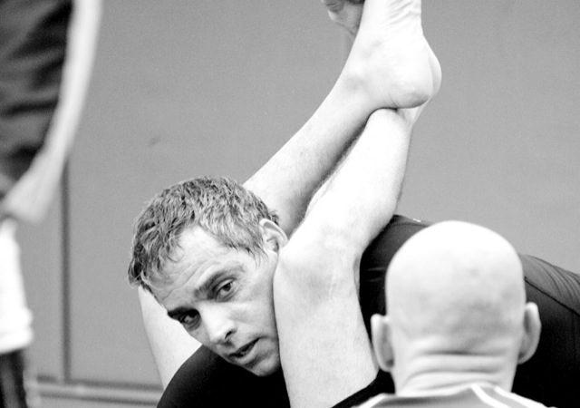 Alvaro Romano with new plans in MMA