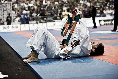 Ary Farias na seletiva de Jiu Jitsu em Gramado por Ivan Trindade GRACIEMAG