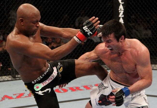 The day Chael Sonnen let Silva off the hook