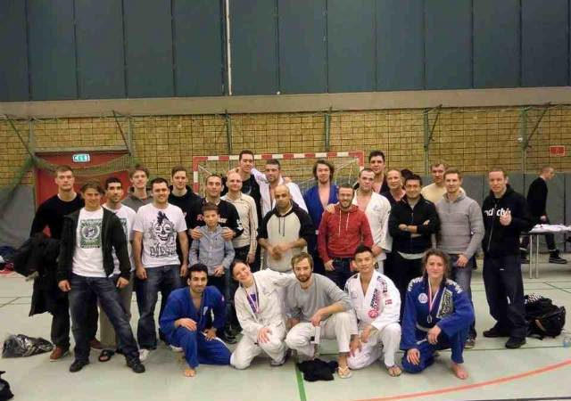 Choke collects 18 medals in Denmark