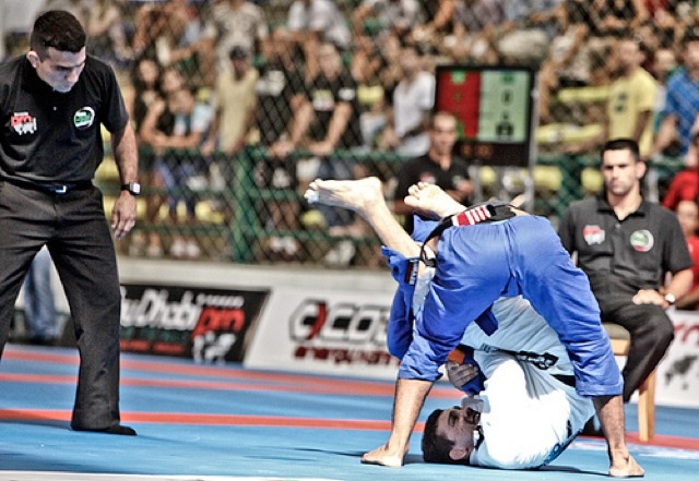 Organizadores vão tentar interceder para Bruno Frazatto lutar em Abu Dhabi
