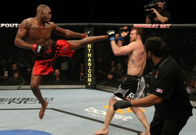 Free UFC Fight: Watch Jon Jones vs. Ryan Bader at UFC 128