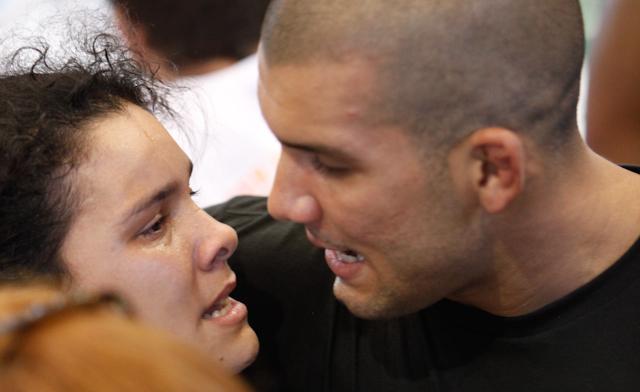 Rodolfo Vieira e Ana Carolina Vieira