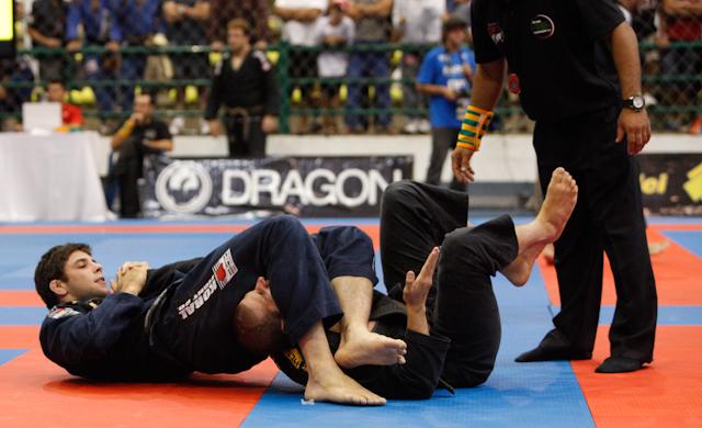 Os campeões da seletiva de Jiu-Jitsu em Gramado
