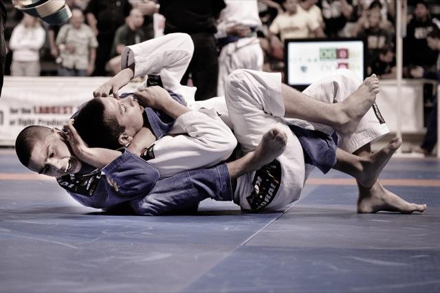 Qual é o golpe mais bonito do Jiu-Jitsu?