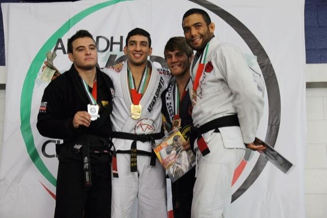 Aprenda com o Jiu-Jitsu de Lucas Lepri e Renan Borges na final da seletiva de NY