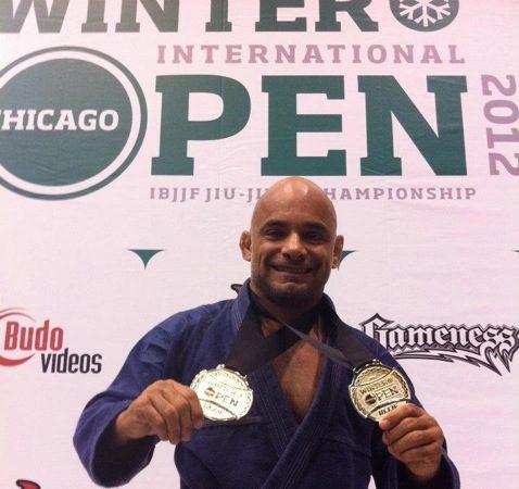 O treino de um campeão do Chicago Open para ter uma guarda eficiente