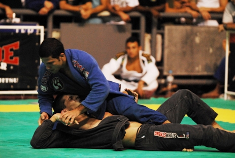 In Jiu-Jitsu, ugly is not getting the finish