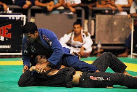 No Jiu-Jitsu, feio é não finalizar