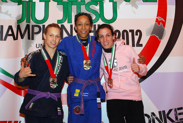 RGA Buckinghamshire's Yasmine Wilson wins big at WPJJ Trials