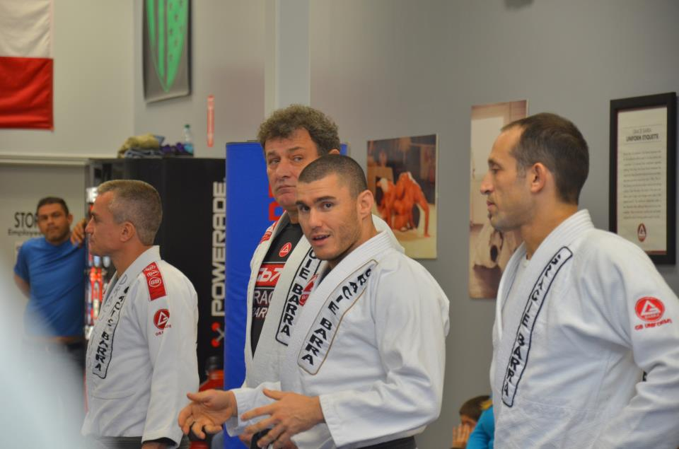 Ulpiano Malachias is the leader of GB Westchase