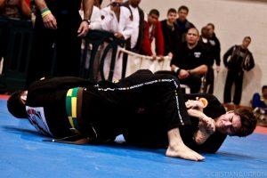 Mat action at the Long Island Pride XIV