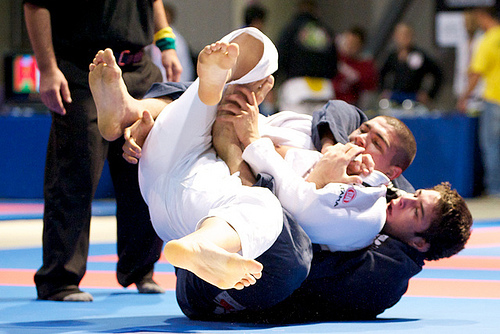Pan Jiu-Jitsu tourney training at CheckMat, with Bochecha, Lucas, Assis and Co.