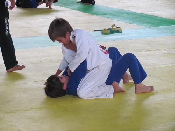What can you learn from an 8-year-old Jiu-Jitsu fighter?