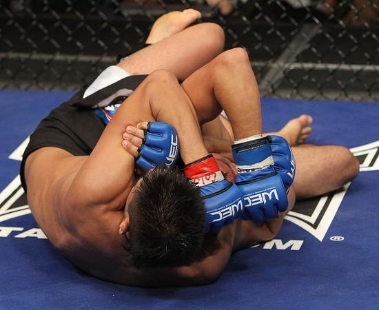 Finalize como Miguel Torres, astro do Jiu-Jitsu e do UFC 145