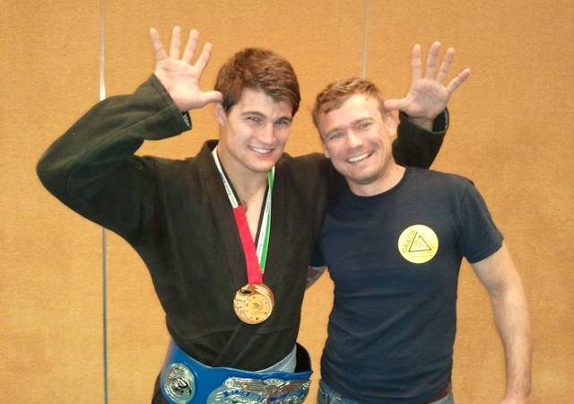 GH St.Louis blue belt wins big in Abu Dhabi