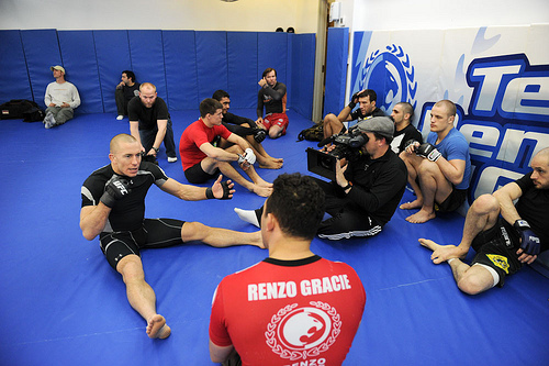 """Georges St-Pierre's """"lunar"""" recovery work for UFC return"""