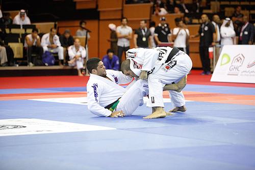 Veja como Rodolfo e André Galvão atropelaram em Abu Dhabi