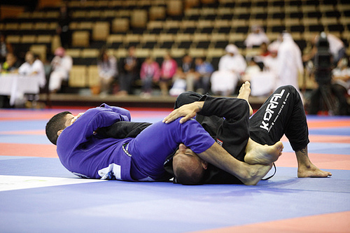"""André Galvão comments on Abu Dhabis final with Rodolfo: """"I lacked guile"""""""