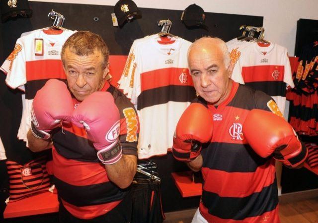 Antecessores de José Aldo, ex-lutadores do Flamengo são taxistas 50 anos depois