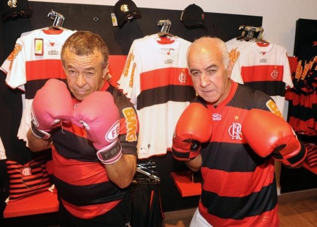 Boxe Flamengo