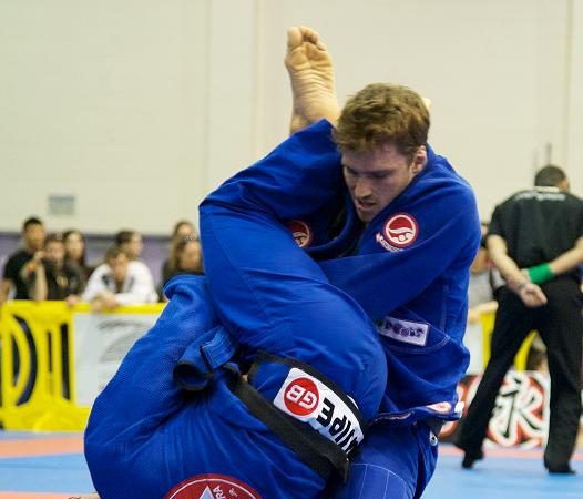 Clark Gracie's lesson from New York Open